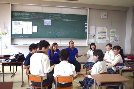 最終日 校内留学 8